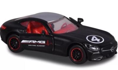 Miniatura Mercedes Benz AMG GT 1/64 Majorette