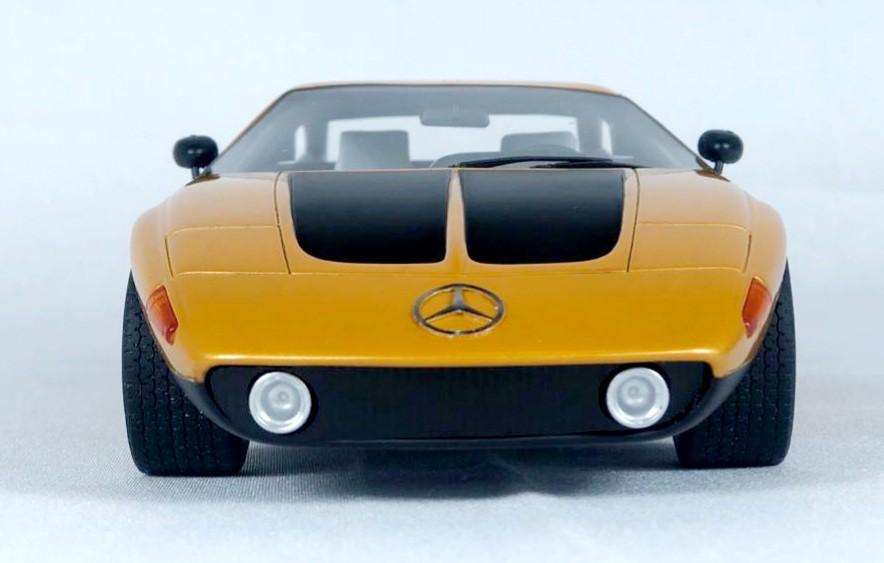 Miniatura Mercedes Benz C111-2 1/18 Bos Best of Show