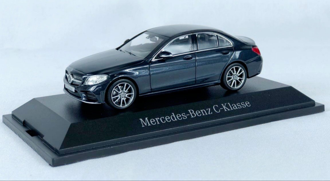 Miniatura Mercedes Benz Classe C 1/43 Norev