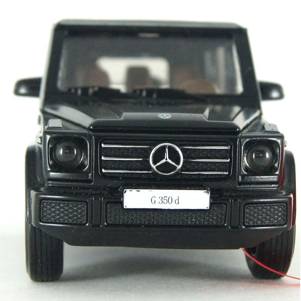 Miniatura Mercedes-Benz G350D Luz e Som 1/32 California Action