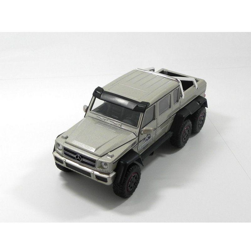 Miniatura Mercedes-Benz G63 Amg Jurassic World 1/24 Jada Toys