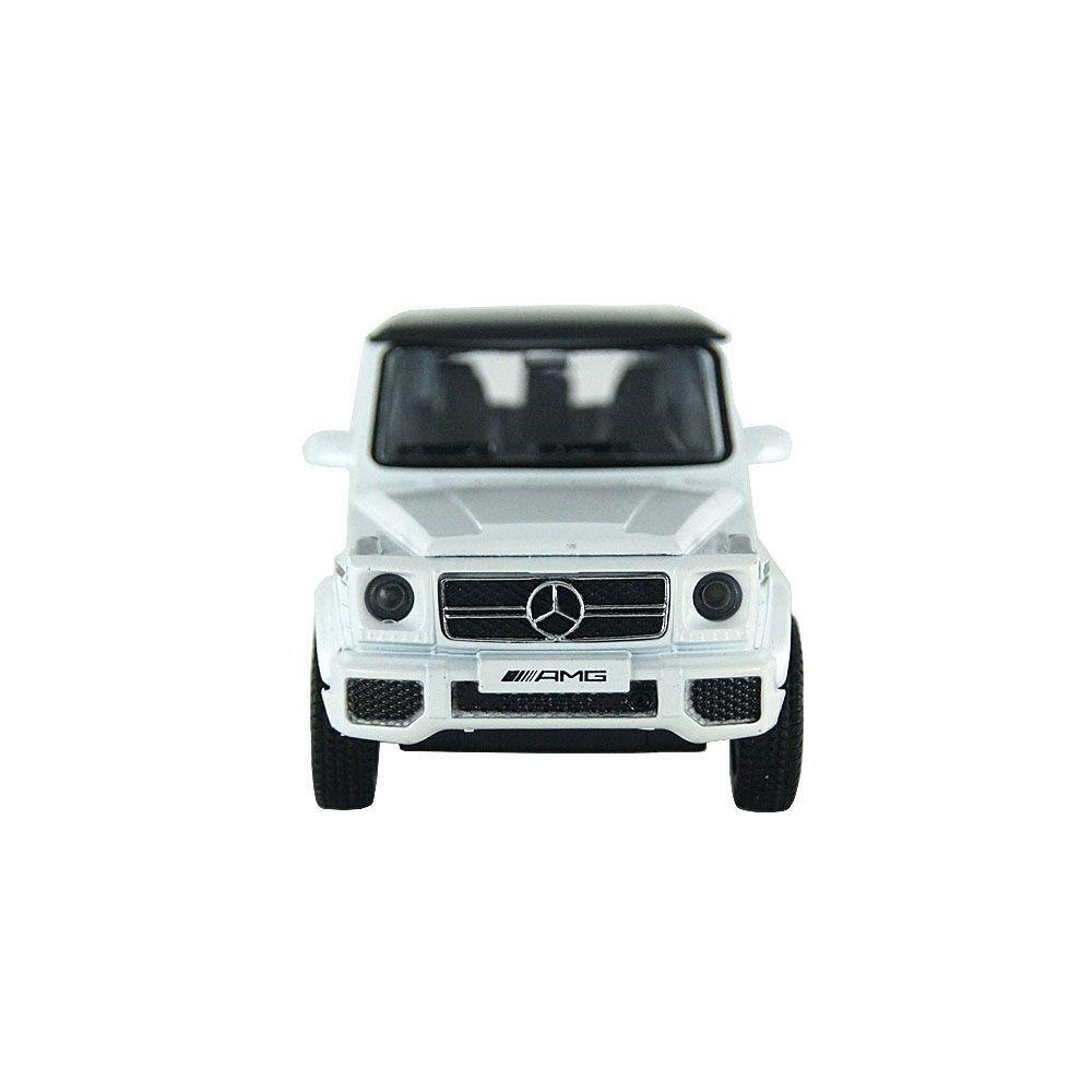 Miniatura Mercedes-Benz G63 AMG Luz e Som 1/32 Hot Wheels