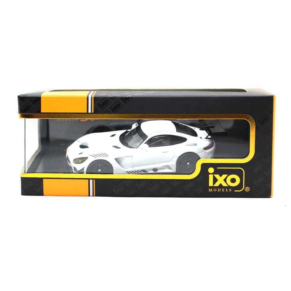 Miniatura Mercedes Benz GT S GT3 N 0 Race Specs 2016 1/43 Ixo