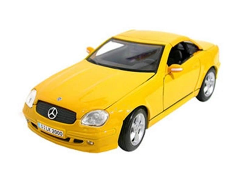 Miniatura Mercedes-Benz SLK 1/18 Maisto
