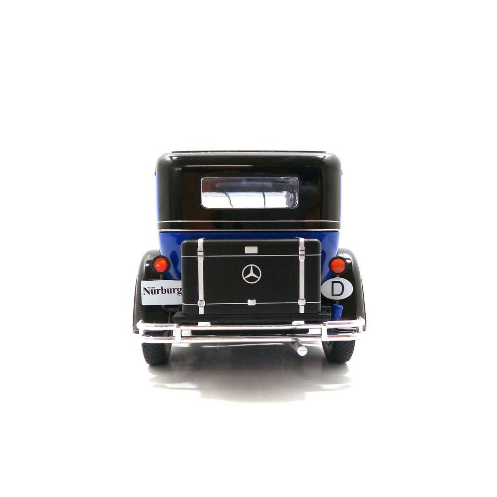Miniatura Mercedes Benz Type Nurburg 460/460 K W08 1928 1/18 Model Car