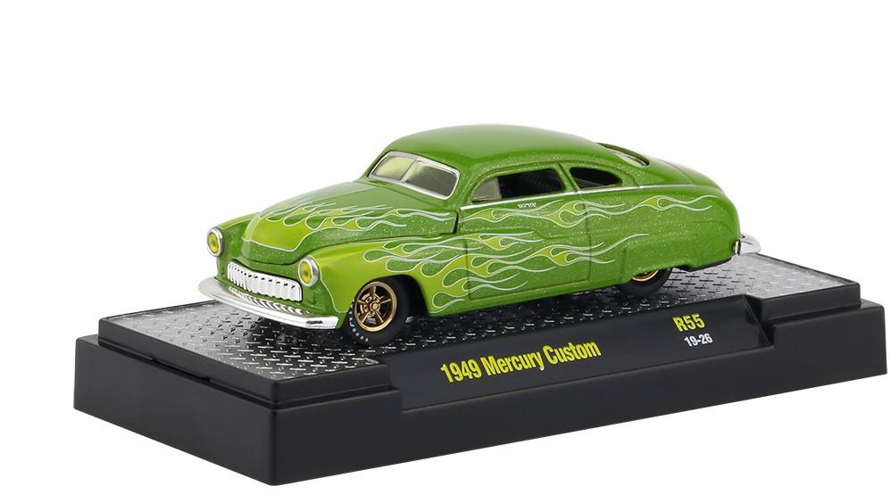 Miniatura Mercury Custom 1949 1/64 M2