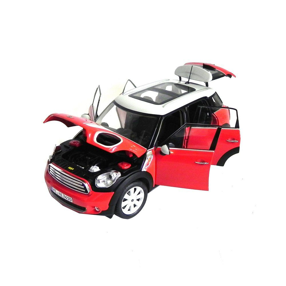 Miniatura Mini Cooper 2010 1/18 Norev