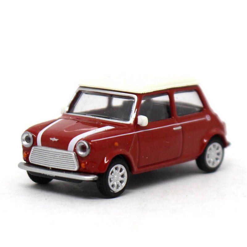 Miniatura Mini Cooper Vermelho 1/64 Schuco