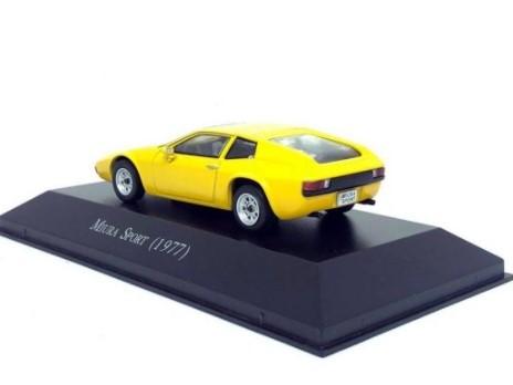 Miniatura Miura Sport 1977 1/43 Ixo