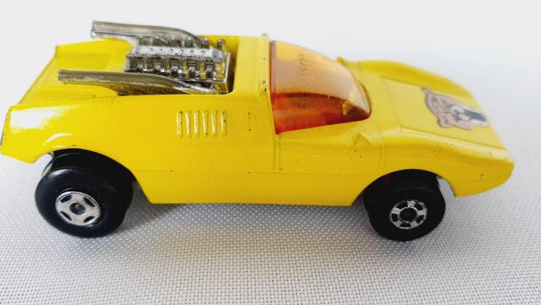 Miniatura Mod Rod N°1 Superfast 1/64 Matchbox