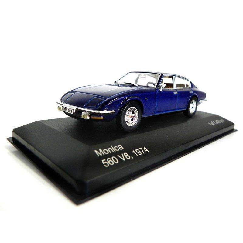 Miniatura Monica 560 V8 1974 1/43 Whitebox