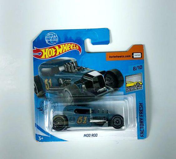 Miniatura Moo Roo 1/64 Hot Wheels
