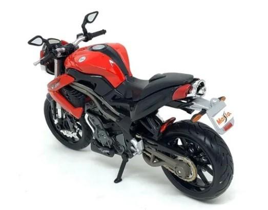 Miniatura Moto Benelli Tornado Naked Ter R160 1/12 Maisto