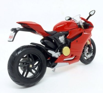 Miniatura Moto Ducati 1199 Panigale 1/12 Maisto