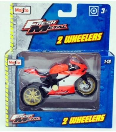 Miniatura Moto Ducati 1199 Superleggera 1/18 Maisto