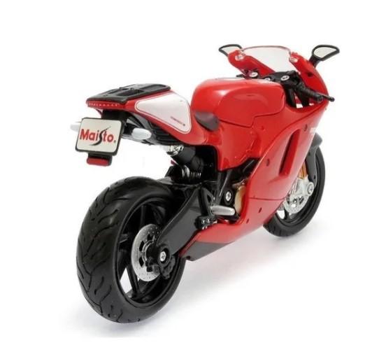 Miniatura Moto Ducati Desmosedici Rr 1/12 Maisto