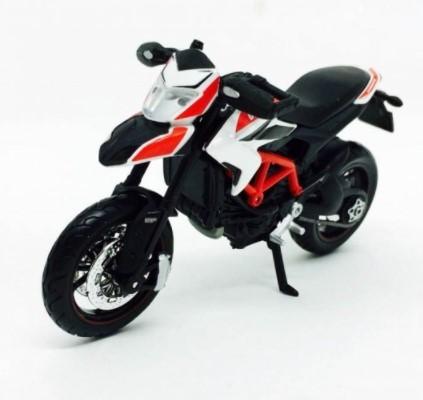 Miniatura Moto Ducati Hypermotard SP 1/18 Maisto