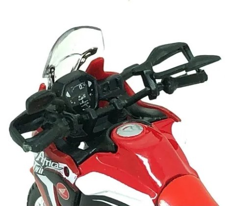 Miniatura Moto Honda Africa Twin DCT 1/18 Maisto