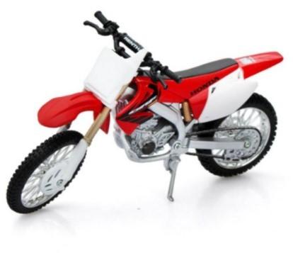 Miniatura Moto Honda CRF450R 1/12 Maisto