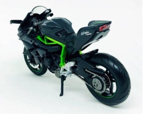 Miniatura Moto Kawasaki Ninja H2 R 1/12 Maisto