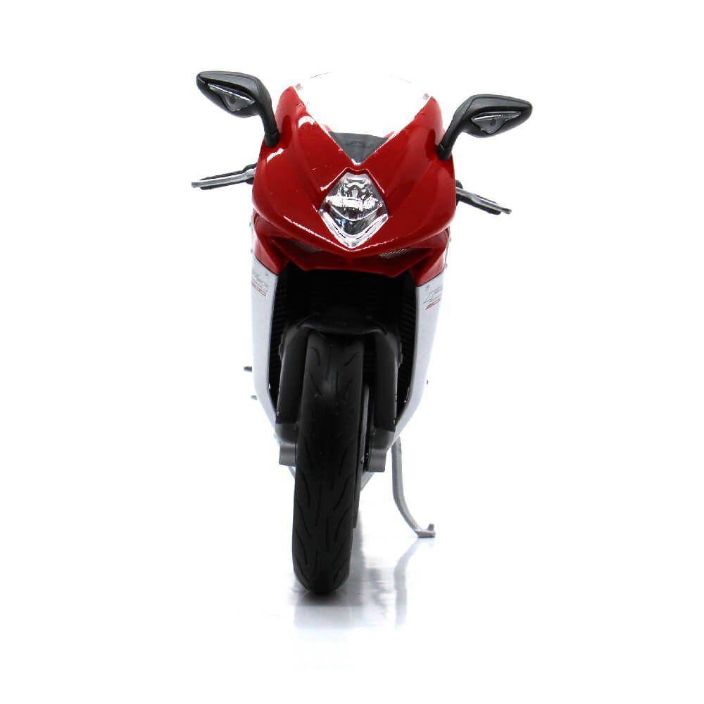 Miniatura Moto MV Agusta F3 800 1/10 Welly
