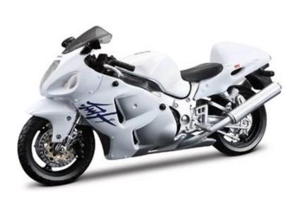 Miniatura Moto Suzuki GSX1300R 1/18 Maisto