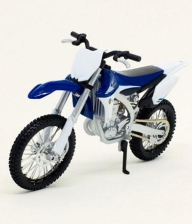 Miniatura Moto Yamaha YZ450F 1/12 Maisto