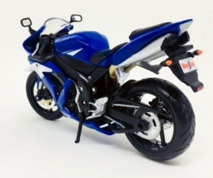 Miniatura Moto Yamaha YZF R1 1/12 Maisto
