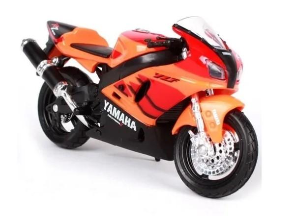 Miniatura Moto Yamaha YZF R7 1/18 Maisto