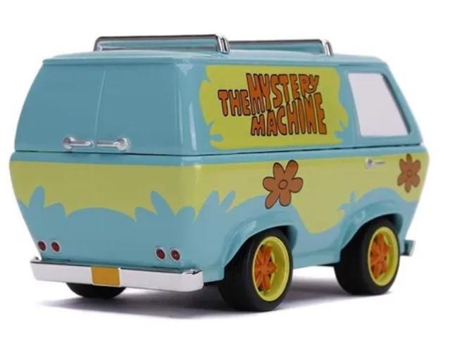 Miniatura Mystery Machine Scooby Doo 1/32 Jada Toys