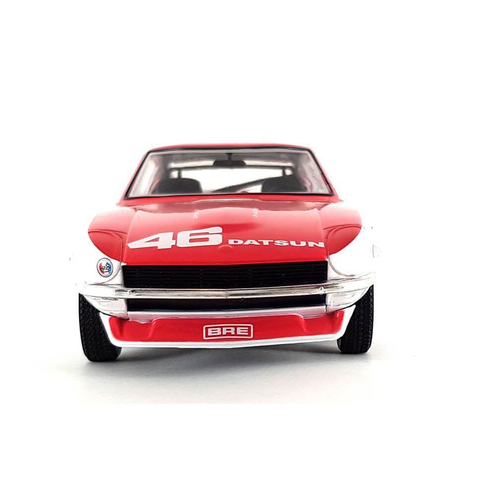 Miniatura Nissan Datsun 240Z Brock Racing Enterprises N 46 Coupe 1970 1/24 Greenlight Tokyo Torque