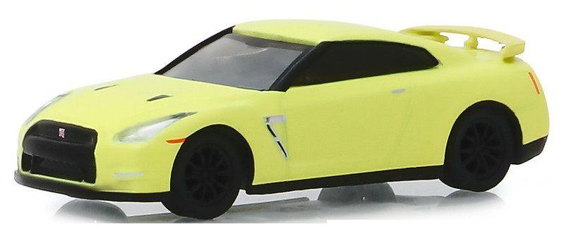 Miniatura Nissan  GT-R 2016 1/64 Greenlight