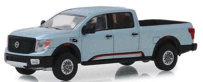 Miniatura Nissan Titan XD Pro-4X 2018 1/64 Greenlight