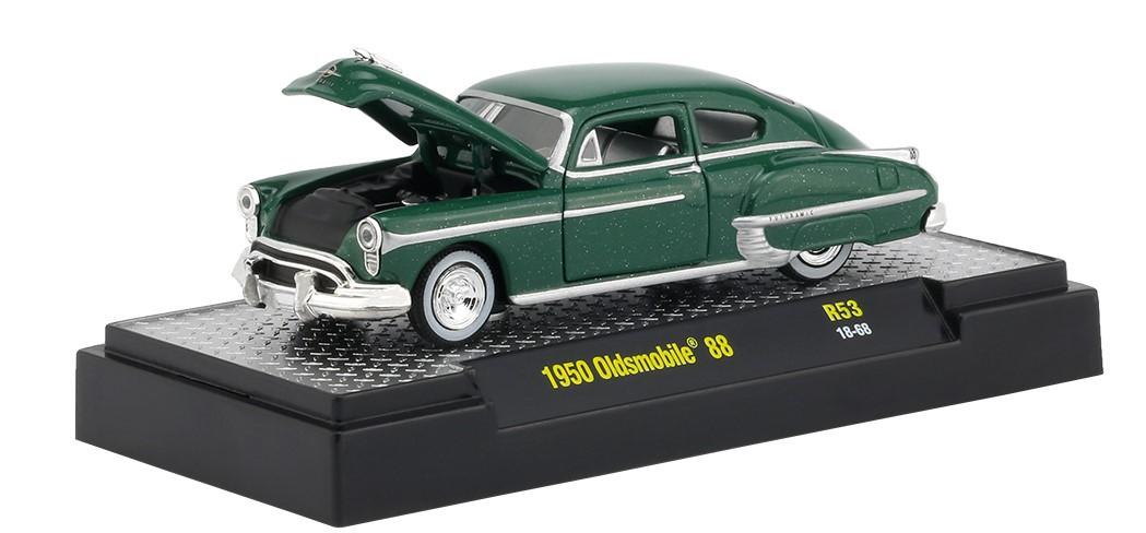Miniatura Oldsmobile 88 1950 1/64 M2