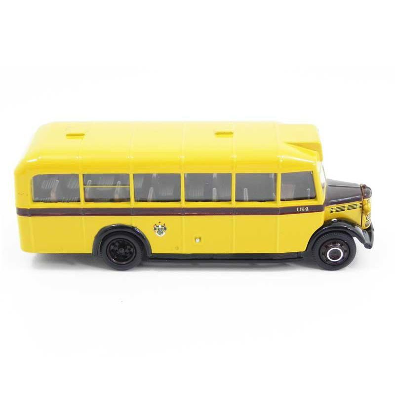 Miniatura Ônibus Bedford OWB Bournemouth Corporation 1/76 Oxford