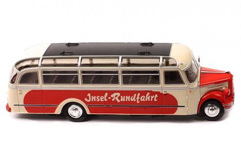 Miniatura Ônibus Borgward BO 4000 1952 1/43 Ixo