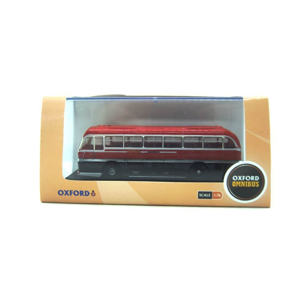 Miniatura Ônibus Duple Roadmaster Bamber Bridge Ms 1/76 Oxford