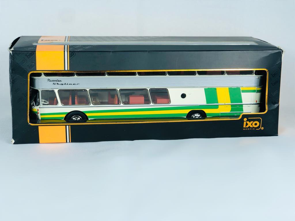 Miniatura Ônibus Neoplan NH22 Skyliner Autobus 1/43 Ixo Models