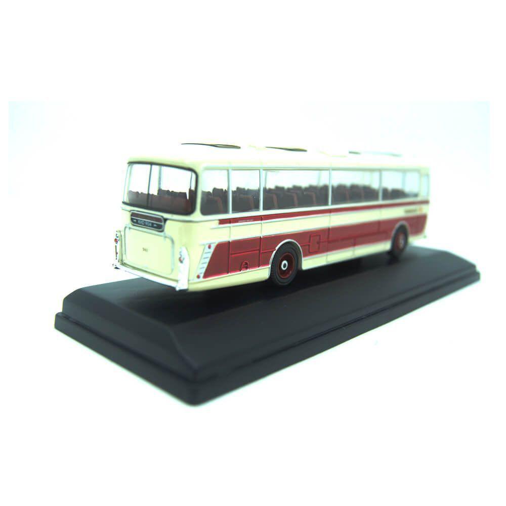 Miniatura Ônibus Plaxton Panorama Yorkshire Woollen District 1/76 Oxford