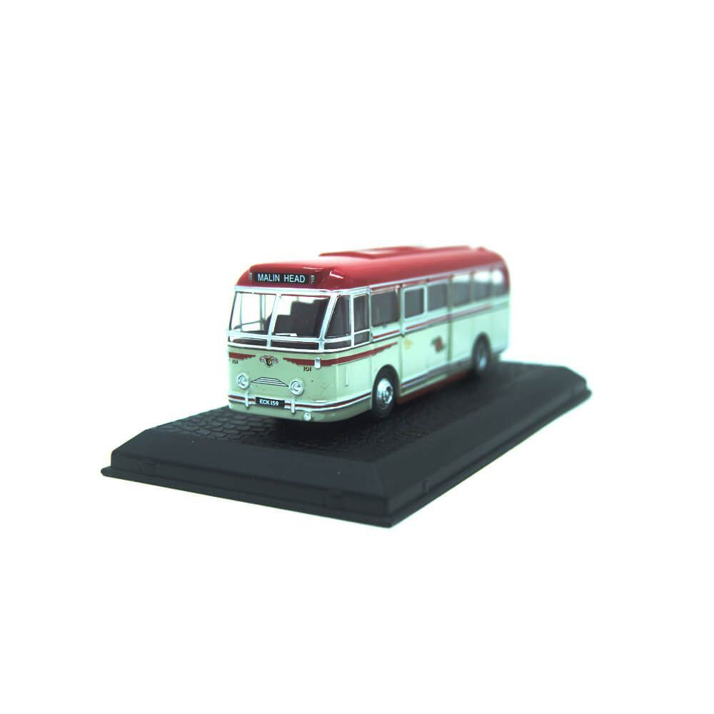 Miniatura Ônibus Ribble Leyland Tiger Cub Saro Bus 1/76 Oxford