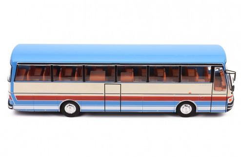 Miniatura Ônibus Setra S215 HD 1976 1/43 Ixo