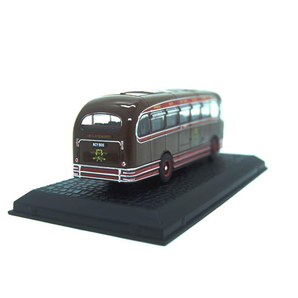 Miniatura Ônibus Weymann Fanfare AEC Neath & Cardiff 1/76 Oxford