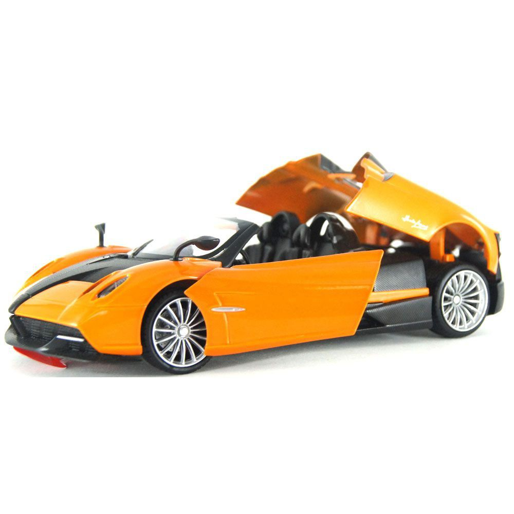 Miniatura Pagani Huayra Roadster Luz e Som 1/24 California Action