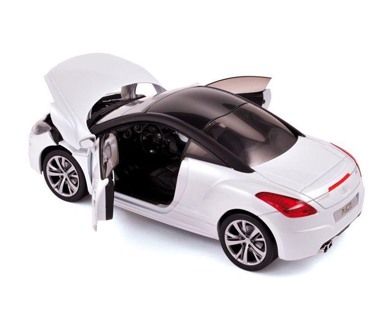 Miniatura Peugeot RCZ 2012 1/18 Norev