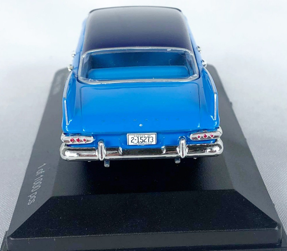 Miniatura Plymouth Savoy 1/43 Whitebox