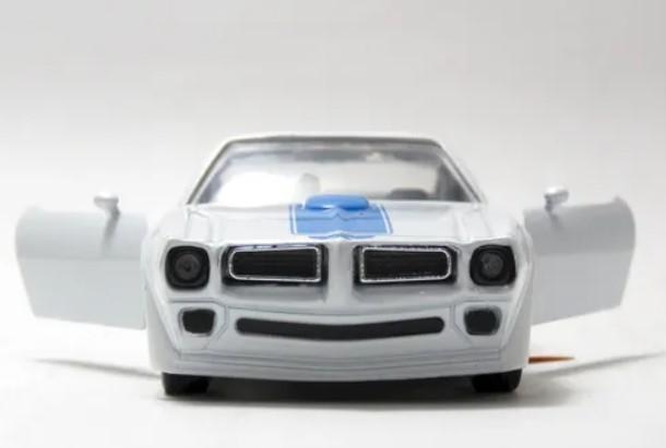 Miniatura Pontiac Firebird 1972 1/32 Jada Toys Sem Caixa