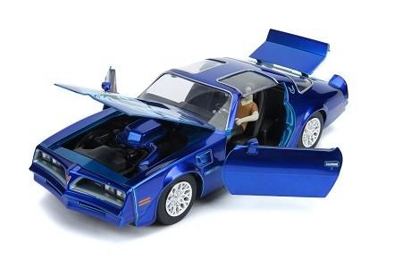 Miniatura Pontiac Firebird 1977 It A Coisa com Boneco 1/24 Jada Toys