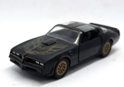 Miniatura Pontiac Firebird 1977 Smokey & Bandit 1/32 Jada Toys