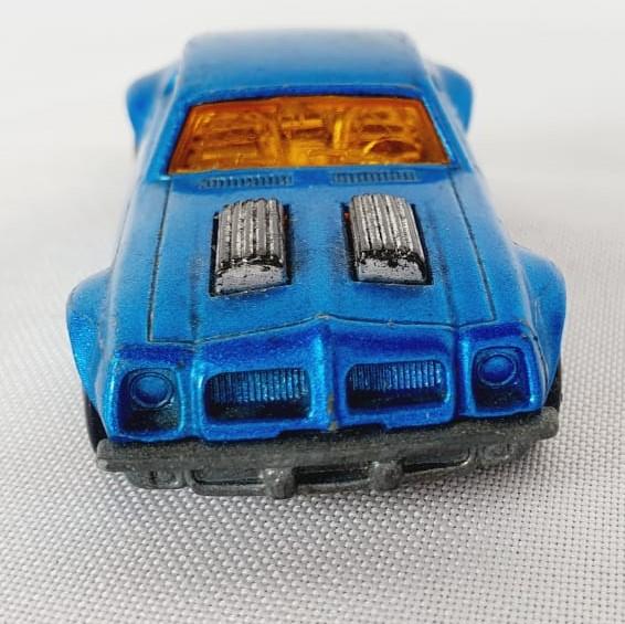 Miniatura Pontiac Firebird N°4 Superfast 1/64 Matchbox