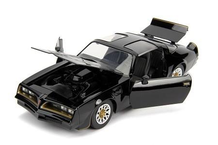 Miniatura Pontiac Firebird Trans Am 1977 Velozes e Furiosos 1/24 Jada Toys